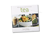 The tea cookbook...
