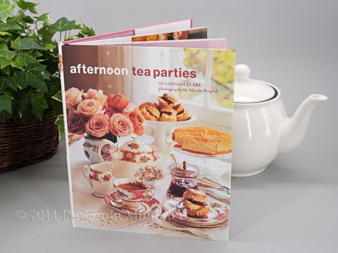 Afternoon Tea Parties by Susannah Blake