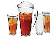 Insulated Pitcher and Tumbler Set...
