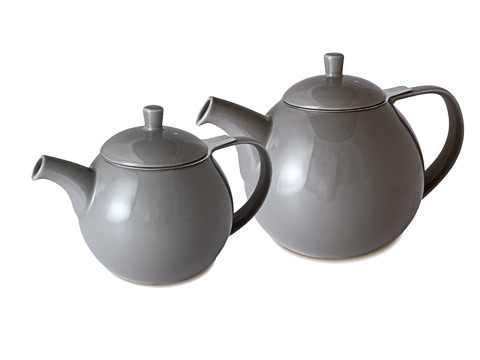 ForLife Curve teapot, gray