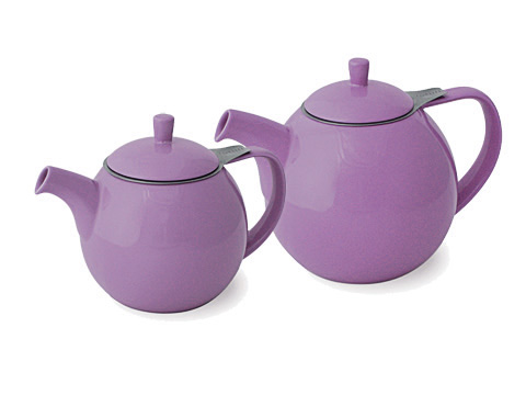 ForLife Curve teapot, purple