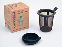 The same infuser used in Chatsford™ Teapots is available...
