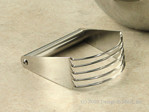 Pastry Blender with Knife Edge