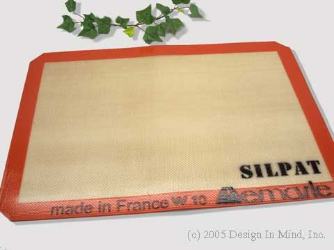 Silpat� lifetime baking mat