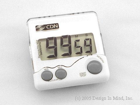 Big Digit - Loud Alarm Digital timer