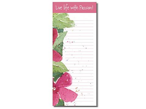 Hibiscus Listpad