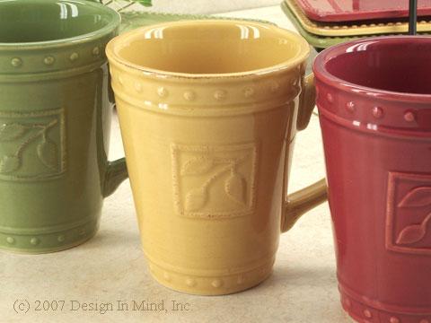 Sorrento Mugs