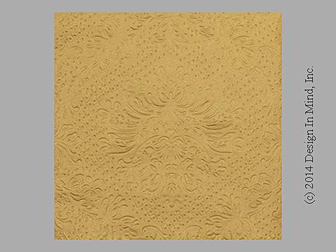 Gold Embossed napkin