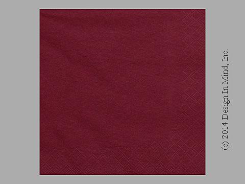Bordeaux napkin