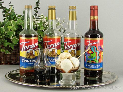 Torani Spiced Syrup