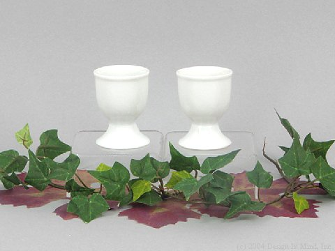 Porcelain Egg Cup