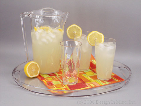 Iceblocks Beverage Set
