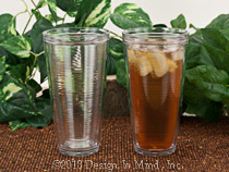 Clear Insulated Tumbler...