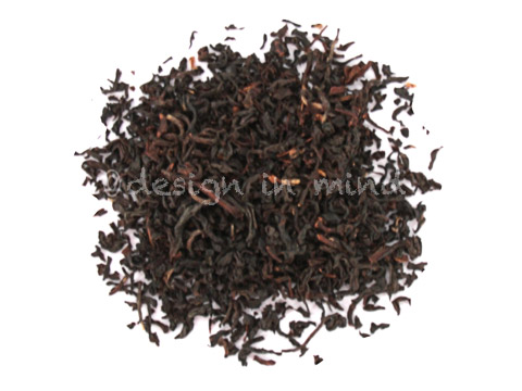 Ceylon black teas are known for their bright, crisp flavor!