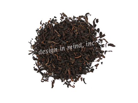 Black Tea, Yunnan Puerh