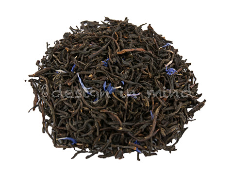 Black Tea, Cream Earl Grey