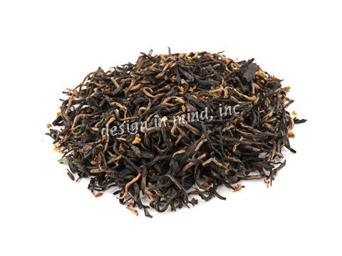 Black Tea, Osmanthus