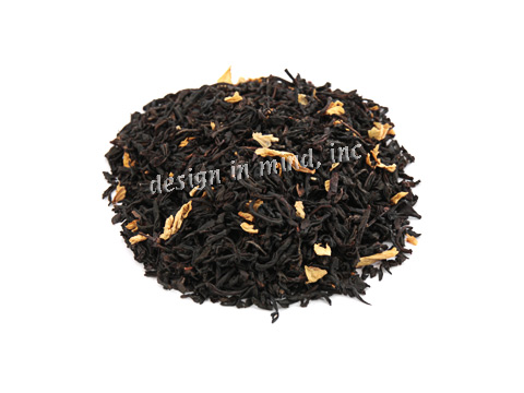 Black Tea, Apricot