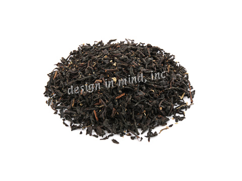 Black Tea, Ginger Peach