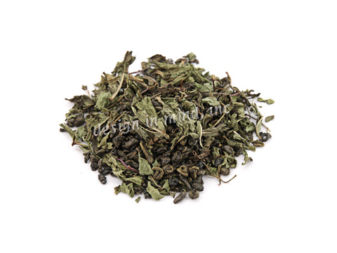 Green Tea, Moroccan Mint
