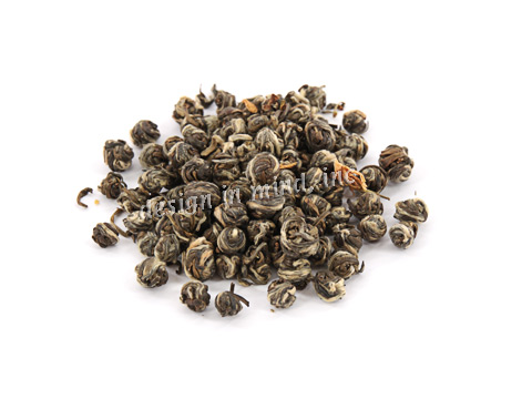 Green Tea, Jasmine Dragon Phoenix Pearl