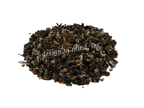 Green Tea, Osmanthus Bi Luo Chun