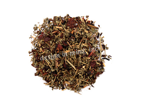Herbal Blend, Mountain Huckleberry