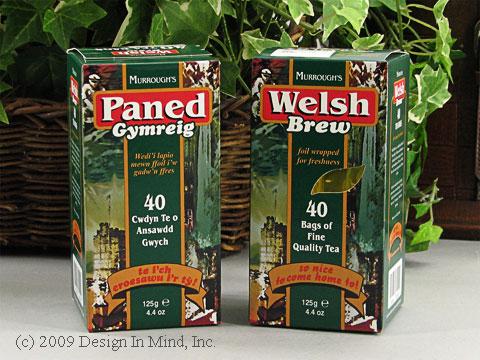 Murrough's Welsh Brew Tea