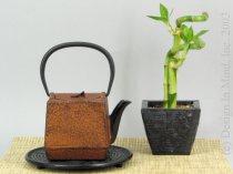 Cast Iron Teapot - Harmony...