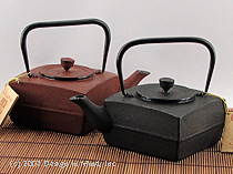 Cast Iron Teapot - Symmetry...