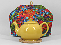 Peter Sadler Teapot, yellow ...