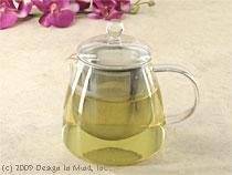 Japanese glass tea pot 24 oz....