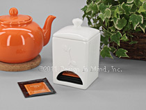 Porcelain Tea Bag Dispenser...
