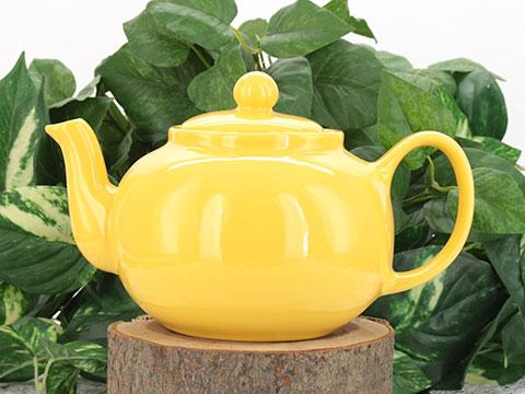 Brown Betty teapot