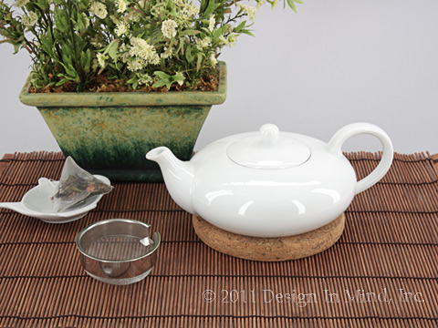 Konitz Aroma Teapot with infuser - 26 oz.
