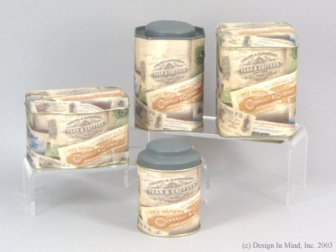 Tea Packers Tin