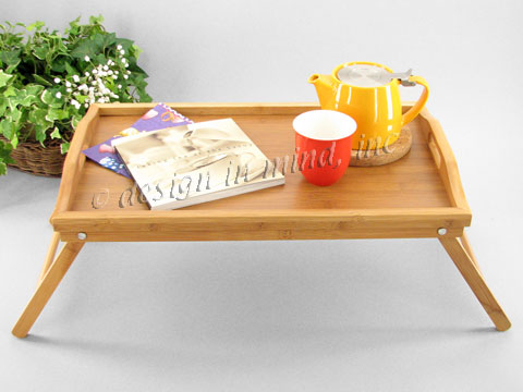 Bamboo Serving & Bed Tray