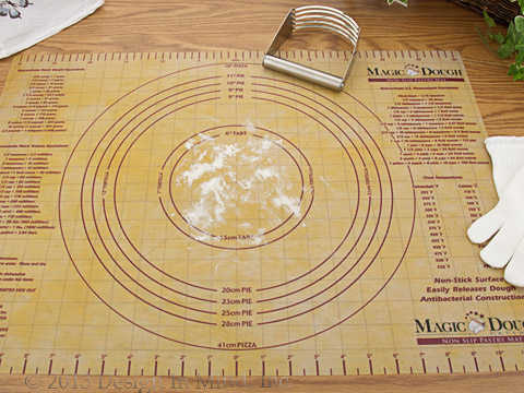 Magic Dough Pastry Mat