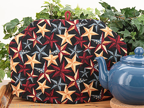 Tea Cozy - Barn Stars