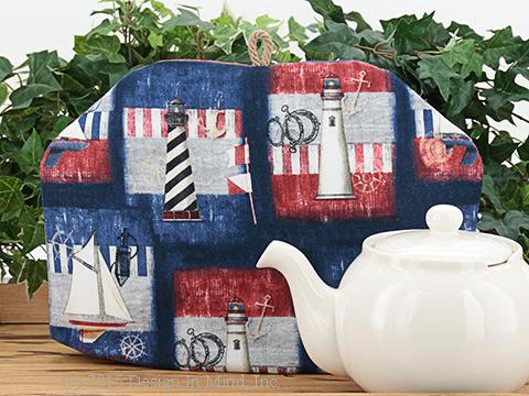 Tea Cozy - Maritime Patchwork