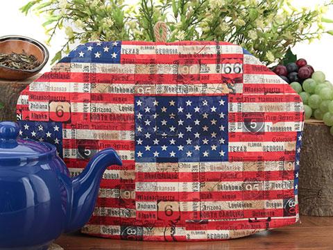 Tea Cozy - Roads Across America