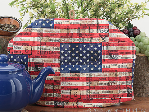 Tea Cozy - Roads Across America