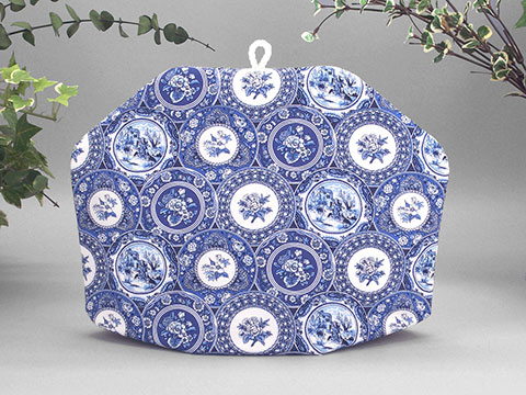 Tea Cozy - Blue Plate Special