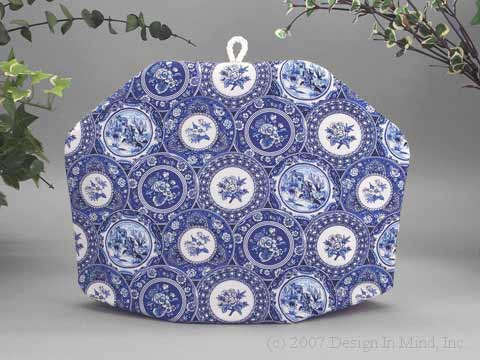 Tea Cozy - Blue Plate Special