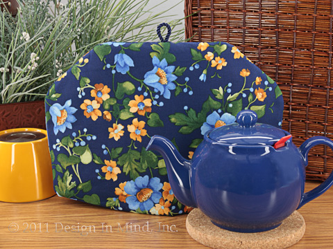 Tea Cozy - Campanula Blues