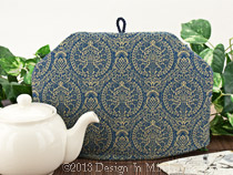 Tea Cozy - Modern Baroque...