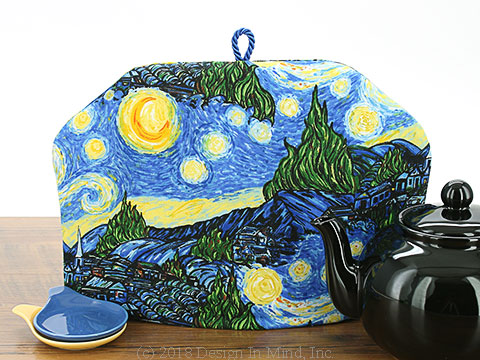 Tea Cozy - Van Gogh's Dream