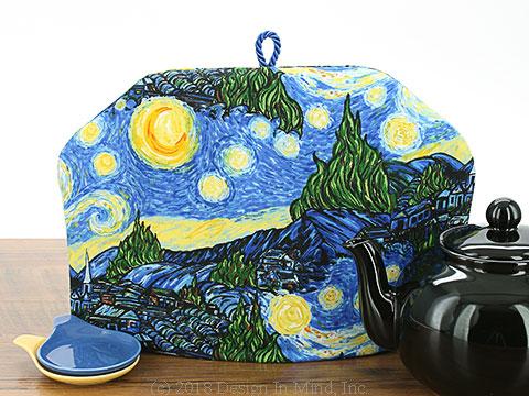 Tea Cozy - Van Gogh's Dream