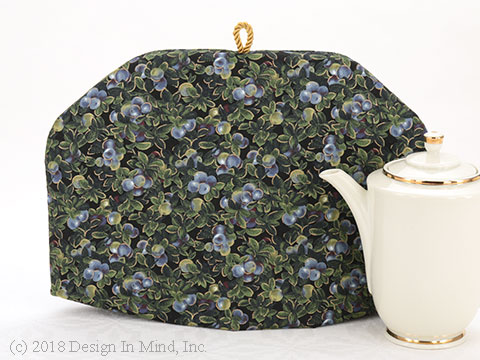 Tea Cozy - Blueberry Gold