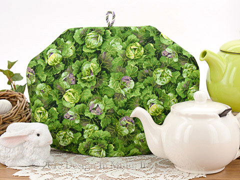 Tea Cozy - Cabbage Patch